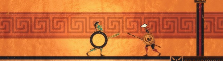 Apotheon screenshot.