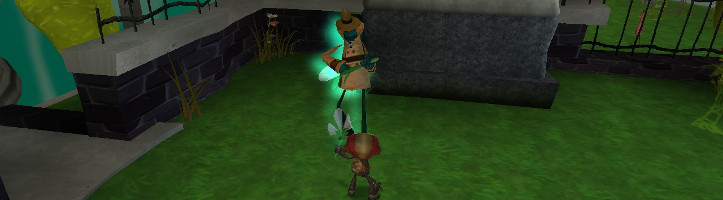 Psychonauts screenshot.