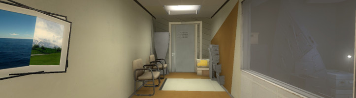 The Stanley Parable screenshot.