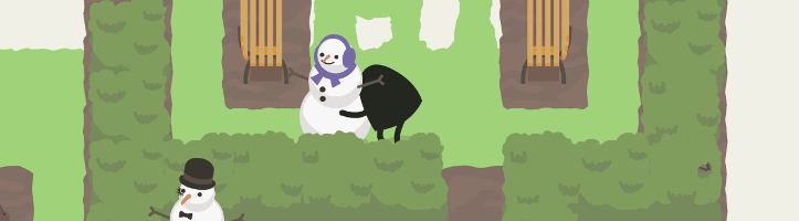A Good Snowman Is Hard To Build screenshot.