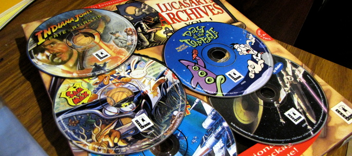The LucasArts Archives Volume I.